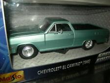 1:24 Maisto Chevrolet El Camino 1965 in OVP