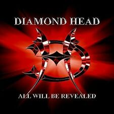 DIAMOND HEAD (METAL) - ALL WILL BE REVEALED NEW CD