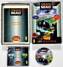 ©Apple PC Macintosh CD-Rom COMANCHE RAH-66 dt. Bigbox OVP Helikopter/Simulation