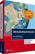 Wirtschaftsinformatik von Detlef Schoder, Kenneth C. Laudon und Jane P. Laudon (2015, Gebundene Ausgabe)