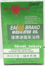 Eagle Brand Medicated Oil 24 ml  Singapore