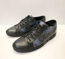 Men's Louis Vuitton Damier Graphite Nemeth Sneakers Shoes Size 8