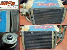 RADIATORE RISCALDAMENTO FIAT 124 SPIDER SPORT COUPE BERLINA HEATING RADIATOR