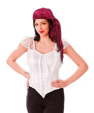 femme # Bandana pirate velours Accessoire déguisement
