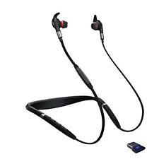 Jabra Evolve 75e Cuffie nere Microfono senza Corda con Cancellazione Attiv...