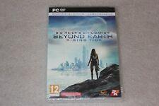 Sid Meier's Civilization Beyond Earth Rising Tide PC DVD POLISH EDITION + STEAM