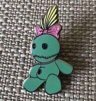 Disney Fantasy Hard Enamel Lapel Pin Voodoo Scrump Lilo And Stitch Broach