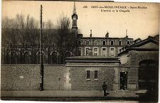 CPA ISSY les MOULINEAUX Saint Nicolas-L'entrée et la Chapelle (412679)