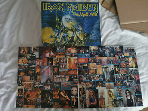 Iron Maiden - Live After Death (1985) 2x Vinyl Records Gatefold Sleeve SIGNED