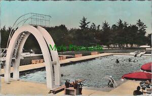 Morocco Postcard - Mazagan - Hotel Marhaba - La Piscine RS22798