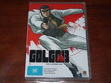 Golgo 13 (Part 4 Ep 39-50) - 2DVD R4 Anime