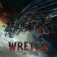 WRETCH - The Hunt (LIM.200 BLACK V.*US METAL*CLEVELAND*BREAKER*SHOK PARIS*OMEN)