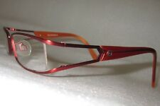Humphrey's by Eschenbach H 582004 50 Brille Rot glasses lunettes FASSUNG