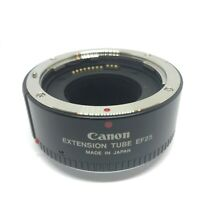 """""""MINT IN CASE"""" CANON EXTENSION TUBE EF25 For Canon Mount Lens From JAPAN"""