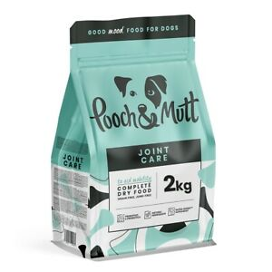 Pooch & Mutt - Joint Care 2kg Natural Grain Free Adult Dry Dog Biscuits