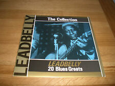 Leadbelly-the collection 20 blues greats.lp italian