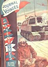 REVUE JOURNAL DES VOYAGES N°31. 1946.