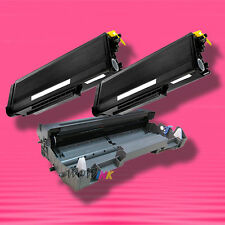 3P TONER+DRUM for Brother TN-650 TN650 DR-620 DR620 MFC-8480DN MFC-8680DN