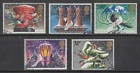 GB 1983 Commemorative Stamps~Christmas~Very Fine Used Set~(ex fdc)UK Seller