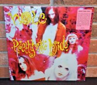 HOLE - Pretty on the Inside, Limited 180 Gram ROSEY PINK VINYL LP New & Sealed!
