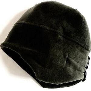 GENTS HUNTERS FLEECE HAT mens Jack Pyke black head snug 2 layer winter windproof