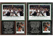 Milwaukee Bucks 2021 Nba Champions Photo Plaque