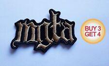 MGLA SG PATCH,BUY3GET4,EMPEROR,TAAKE,BATUSHKA,DISSECTION,BLACK METAL,DRUDKH,SAO