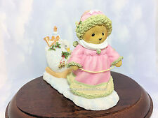Cherished Teddies Sabryna 2016 Signing Event  SIGNED NIB