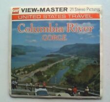 Columbia River Gorge  View Master   Packet  1975