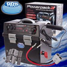ARKPAK ARK DA25 POWERPACK 3 12V BATTERY BOX 6 STAGE SMART CHARGER USB DC DC