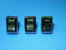 New Head Light Headlight + Hazard Switch + Fan Blower Switch 1973-79 MG Midget