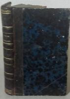 1838 Vita Di Voltaire Per M. Lepan 6° Edizione Con Parigi IN 16 Fette Screziato