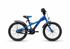 Kinderrad S'cool XXlite 18 Zoll blue black matt 2018 | Scool 5024