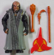 1993 Playmates Star Trek: The Next Generation Klingon Warrior Worf-Complete