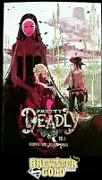 PRETTY DEADLY #1 TPB 3rd Print (2015 IMAGE Comics) ~ NM Comic Book