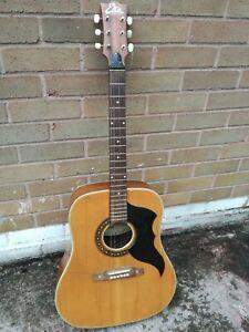 Eko Ranger Full Size acoustic guitar. No Reserve!