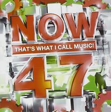 Now That's What I Call Music 47 2 Disc CD FREE SHIPPING