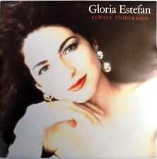 "Gloria Estefan - Always Tomorrow - Promo 7"" Single - Spain - Picture Sleeve -NEW"