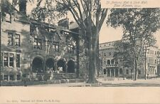 NEW HAVEN CT – Yale University St. Anthony Hall and York Hall – udb (pre 1908)