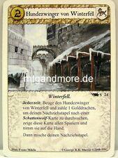 A Game of Thrones LCG - Base Set deutsch 1x Hundezwinger von Winterfell  #024 S
