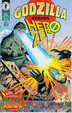 Godzilla vs. Hero Zero # 1 (one-shot) (USA, 1995)
