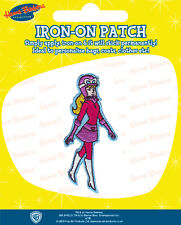 WACKY RACES PENELOPE PITSTOP figure EMBROIDERED IRON/SEW ON PATCH/BADGE (sealed)