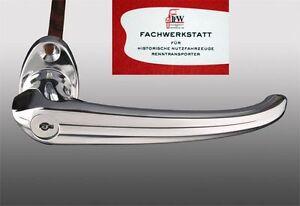 1035.) Türgriff mit Schließzylinder, 35mm Befestigungslochabstand , LKW, Magirus