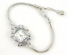 1pcs Fashion Watch Charm Bracelet Fit European Bead 20cm WN17
