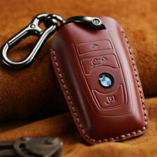 For BMW Key 3 Series 5 Series X1X3 Top Layer Leather Handmade Genuine Leather