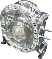 1/5 engine No.02 Rotary spirit MSP2 plated (japan import) by Aoshima