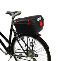 BikyBox - Top Case Box for Rear Rack Carrier Bicycle Cycle Bike