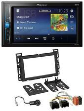 JVC 2DIN Bluetooth MP3 AUX USB Autoradio für Chevrolet Opel GT 07-09
