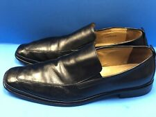 Cole Haan Black Leather Loafers Sz 13 M Formal CO8089 Slip-On Men's Shoes.    10