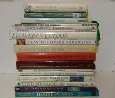 17 Gardening Books: Flowers and Garden Encyclopedias